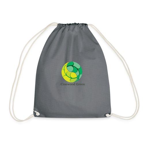 Cinewood Green - Drawstring Bag