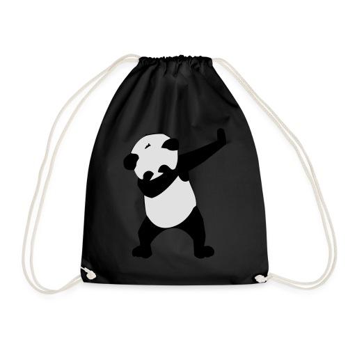 dab panda - Turnbeutel