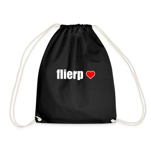I love Flierp - Gymtas