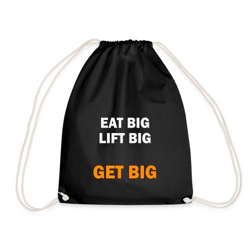 GET BIG - Turnbeutel