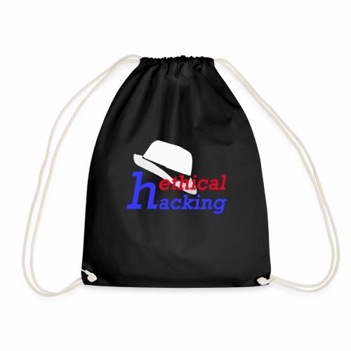 ethical hacking - Drawstring Bag