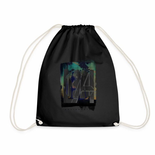 LA California - Drawstring Bag