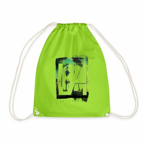 LA California - Drawstring Bag