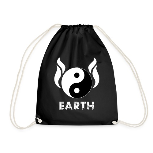 YIN YANG EARTH - Turnbeutel