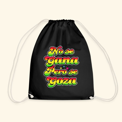 Perú - Frase típica - Mochila saco