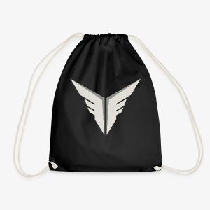 SkyLord Gaming Logo - Large Light - Drawstring Bag