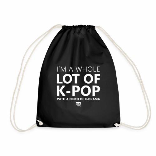K-POP Premium Design - Drawstring Bag