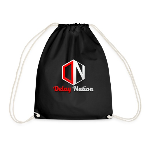 Delay Nation 2018 merch - Drawstring Bag