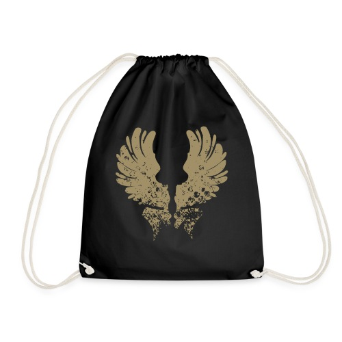 Guardian Wings - Drawstring Bag