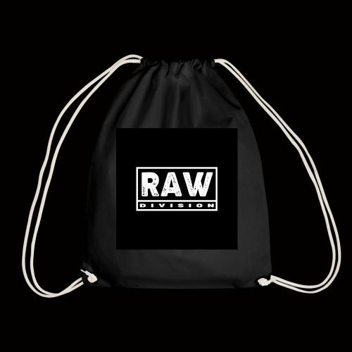 Raw Division tee - Drawstring Bag