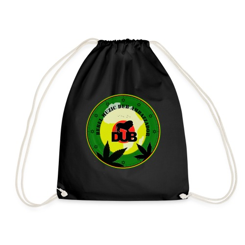 Rebel Muzic Dub Ambassador - Drawstring Bag