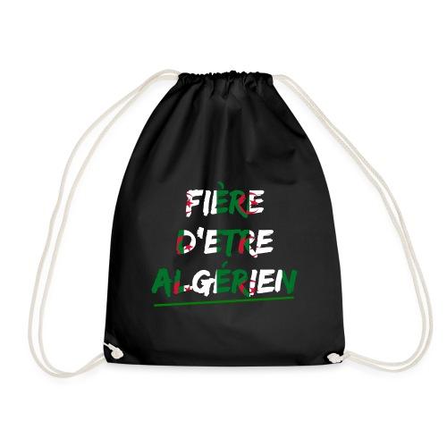 Fière d'être Algérien - Sac de sport léger