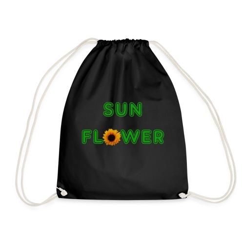 Sunflower Design - Turnbeutel