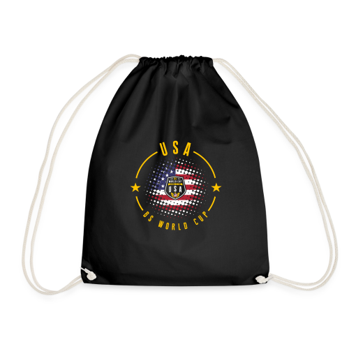 USA - SHIELD OF THE BS WORLD CUP - Mochila saco