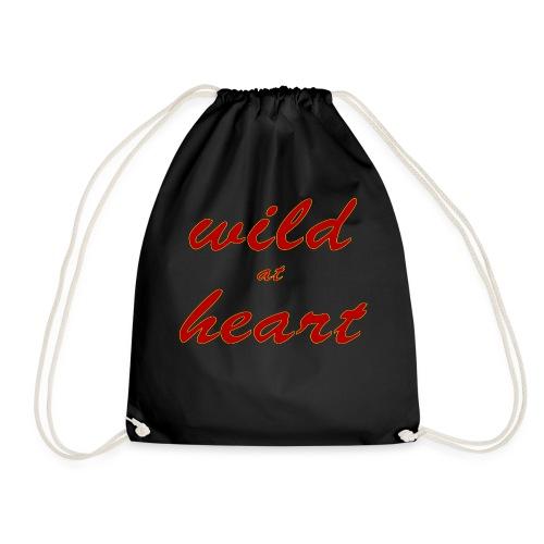 wild at heart - Turnbeutel