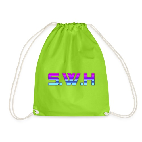 SWH Virtual Reality Logo - Drawstring Bag