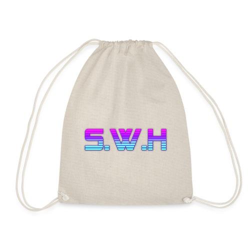 SWH Virtual Reality Logo - Drawstring Bag