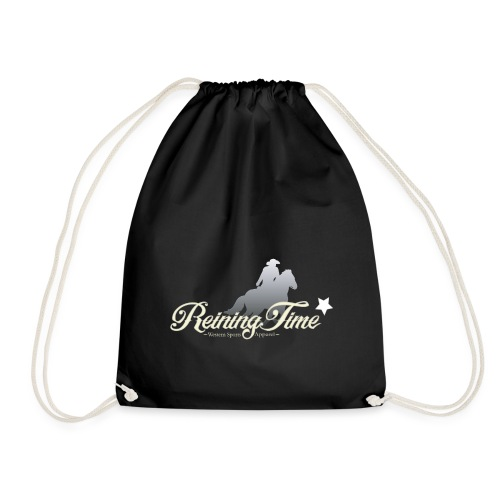 Reiningtime Brand Logo Design - Turnbeutel