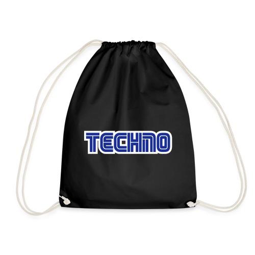 Techno 2 - Drawstring Bag