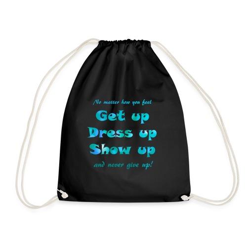 Get up dress up - Gymtas
