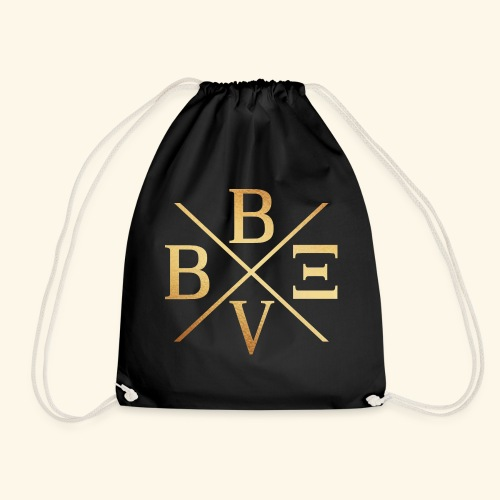 BVBE Gold X Factor - Drawstring Bag