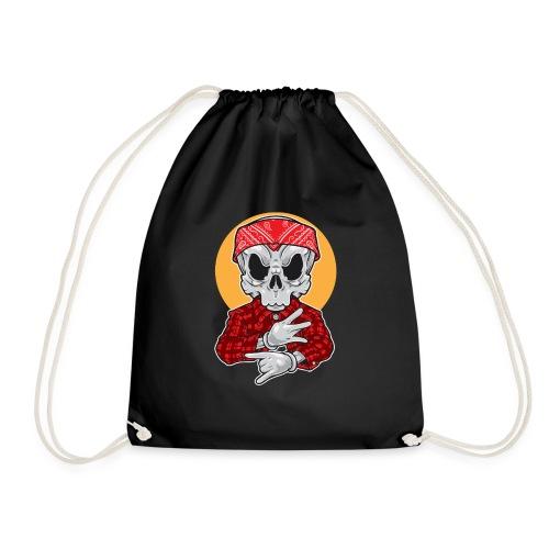 Gangstar Skull - Sac de sport léger