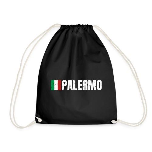 00071 Casa Papel Palermo bandera italia - Mochila saco