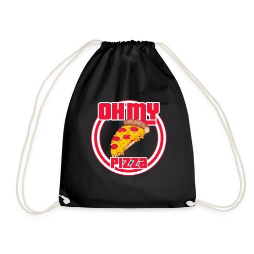 Oh my pizza - Mochila saco