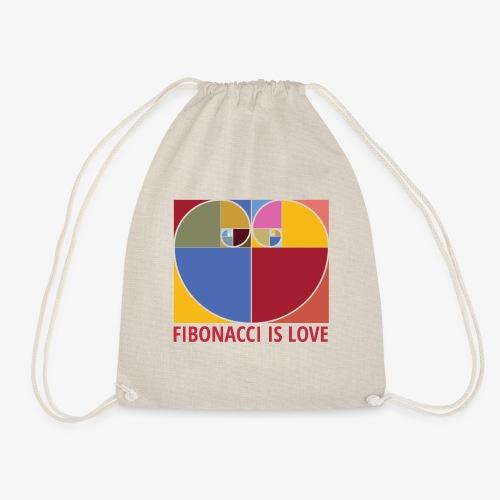 Fibonacci is love - Sac de sport léger