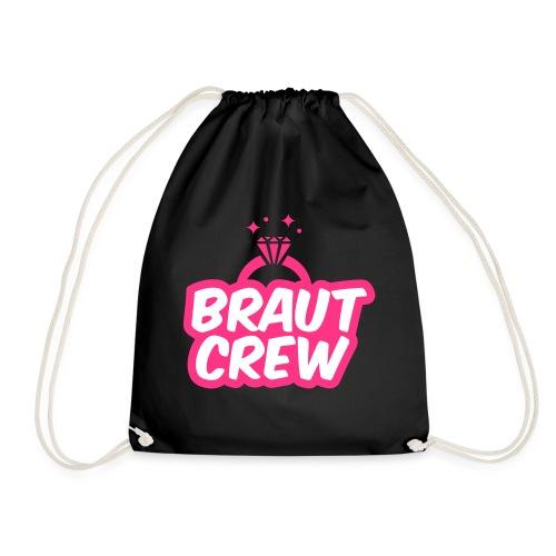 Braut Crew - JGA T-Shirt - JGA Shirt - Party - Turnbeutel