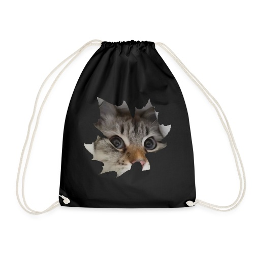 Cat's eyes - Drawstring Bag