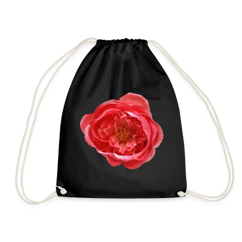 Red Rose - Turnbeutel