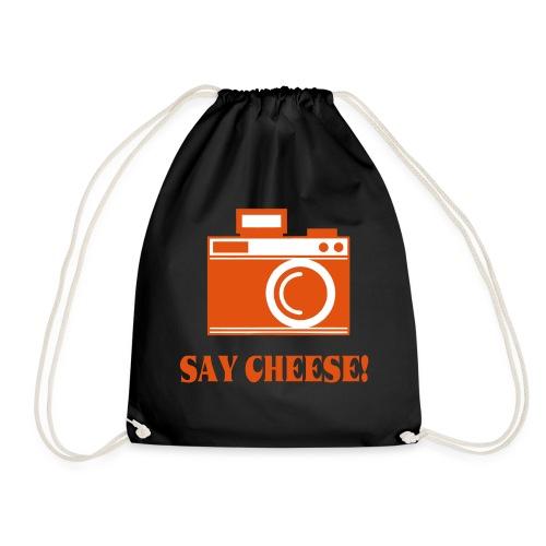 say cheese - Gymtas