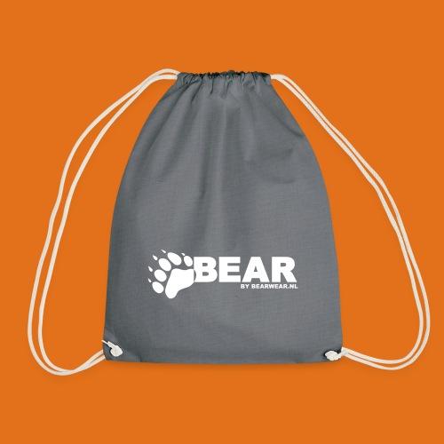 bear by bearwear sml - Drawstring Bag