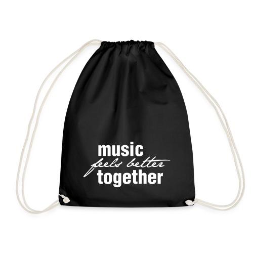 Music feels better together - Turnbeutel