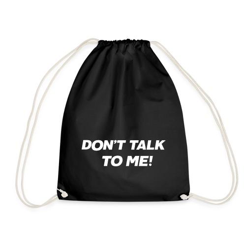 The Masked Singer - Don't talk to me! - Turnbeutel