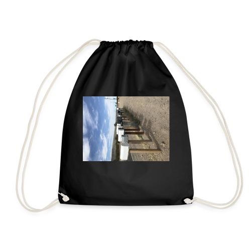 post box - Drawstring Bag