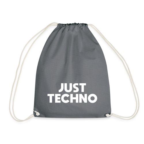 Just Techno - Turnbeutel