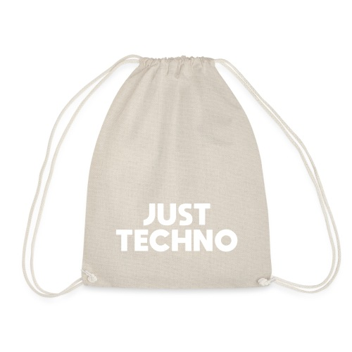 Just Techno - Turnbeutel