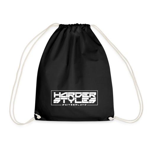 Harder Styles-skrifttype - Sportstaske