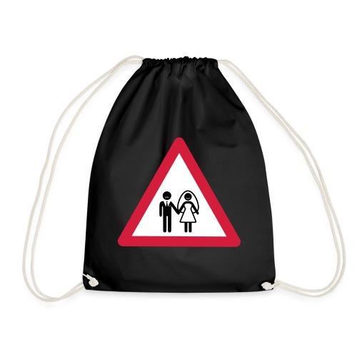 Danger Wedding - Mochila saco