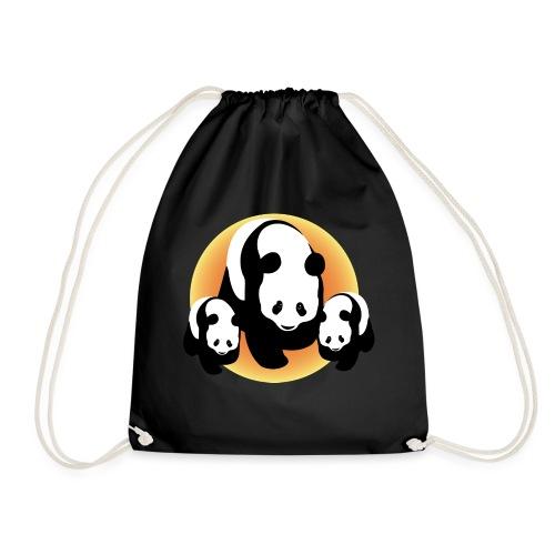 Chineese Panda's - Gymtas