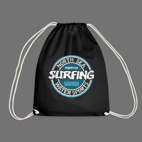 Mer du Nord Surf (à l'ancienne) - Sac de sport léger