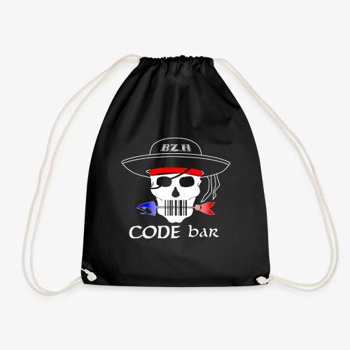 Code Bar white - Sac de sport léger