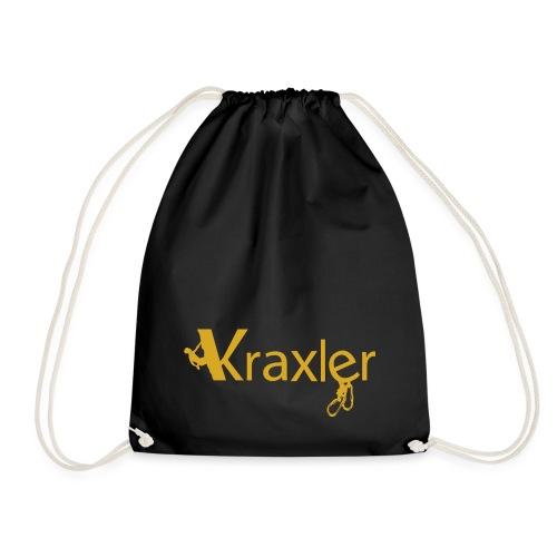 Kraxler, der Tiroler Kletterer - Turnbeutel