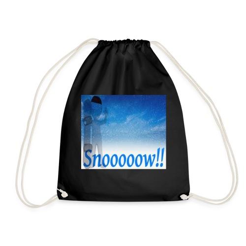 Snoooooow - Gymbag