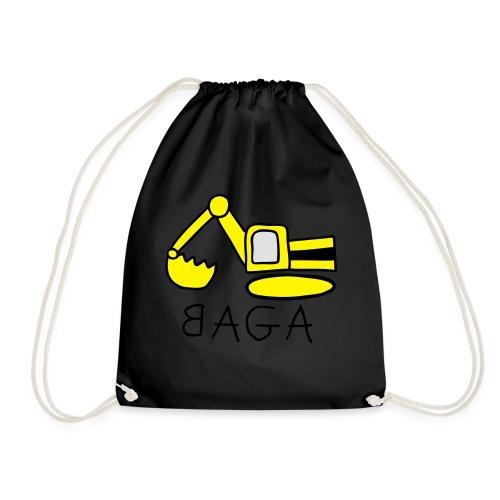 Bagger (BAGA) - Turnbeutel