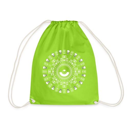 Speaker Mandala - Drawstring Bag