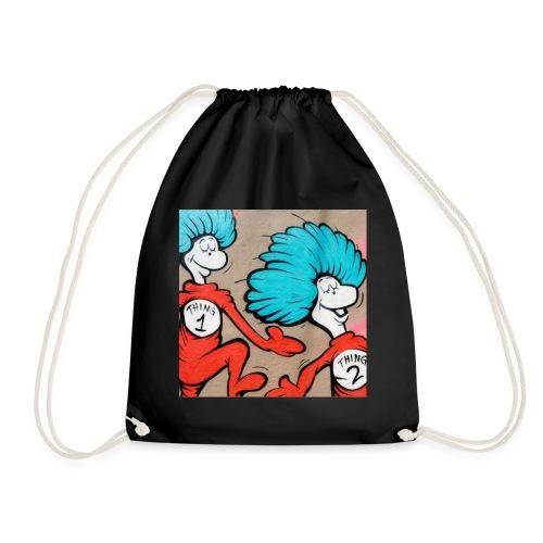 THING 1 AND THING 2 - Drawstring Bag