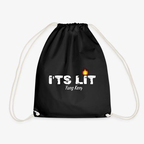 It's Lit - Gymbag